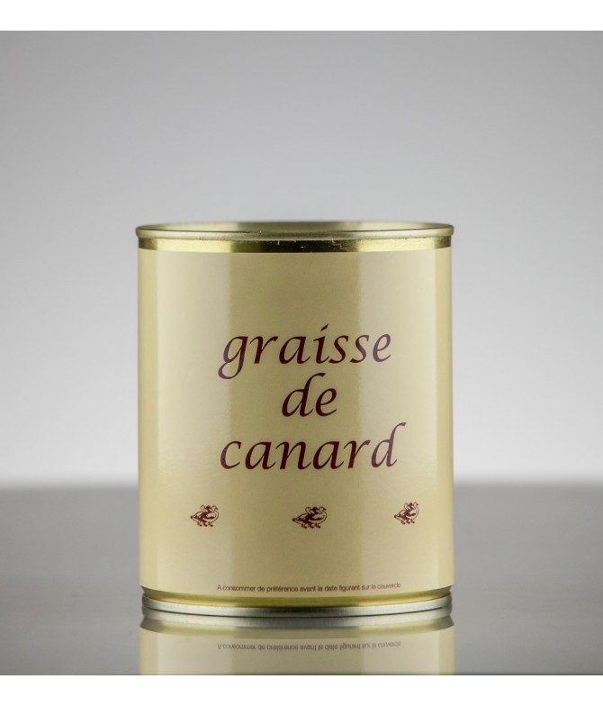 GRAISSE DE CANARD 700 GR