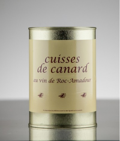 CUISSES AU VIN DE ROC-AMADOUR 800 GR 2 PARTS