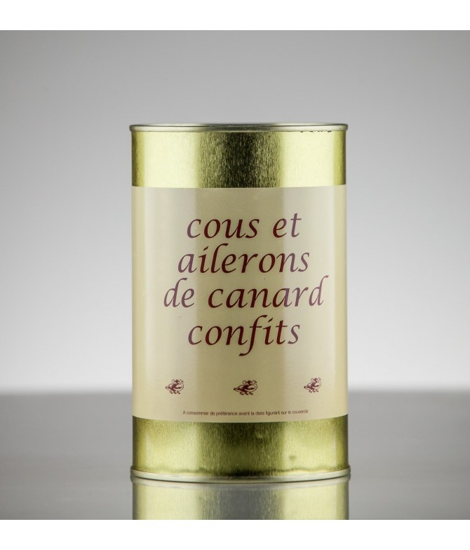 COUS ET AILERONS CONFITS 4 P