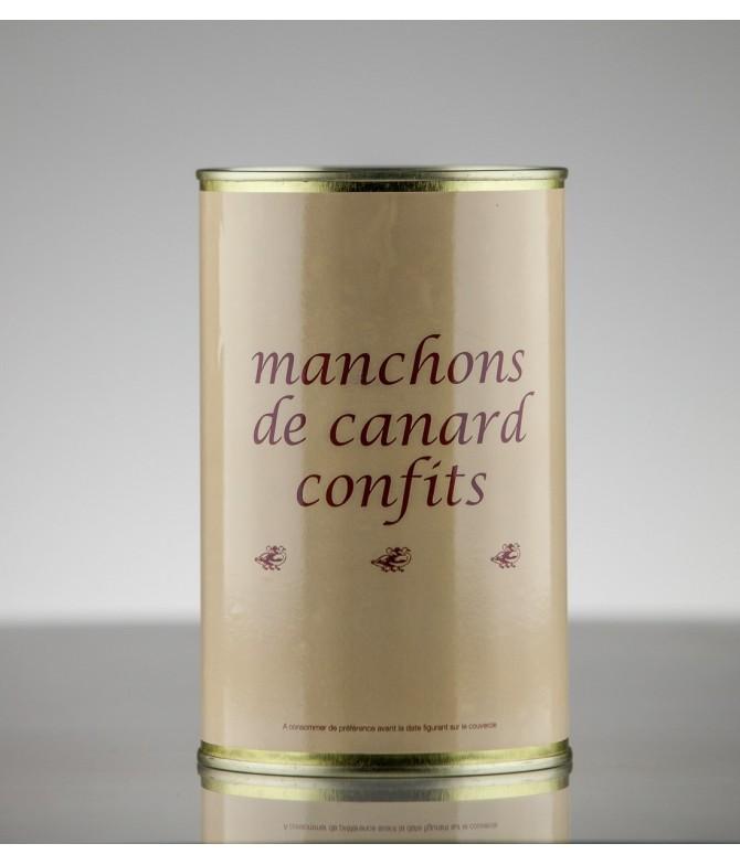 CONFIT DE CANARD 6 MANCHONS 3P