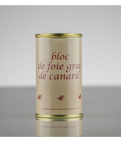 BLOC DE FOIE GRAS 190 GR