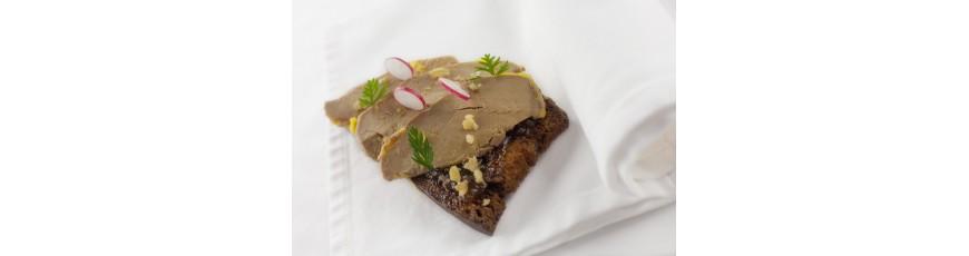 Nos foies gras entiers de canard
